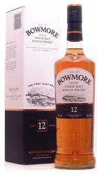 Bowmore 12 års Single malt 70 cl. - 40 % alk.