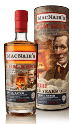 MacNair's Lum Reek - Peated 12 års Blended Malt