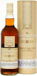 "GlenDronach 21 års Single Malt ""Parliament"""