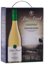 Jim's Creek Chardonnay - Bag-In-Box, 3 liter