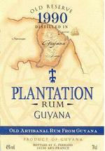 Plantation Rum - Guyana 2005 Old Reserve