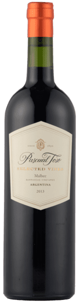 Pascual Toso - Malbec Selected Vines - Mendoza