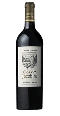Clos de Jacobins - Saint Emillion Grand Cru Classé
