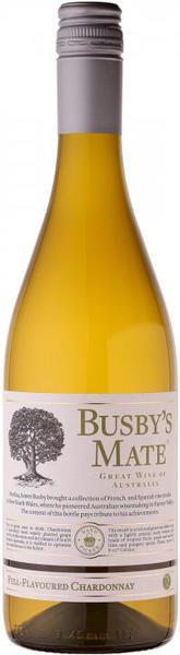 Busby's Mate - big Chunky White Chardonnay