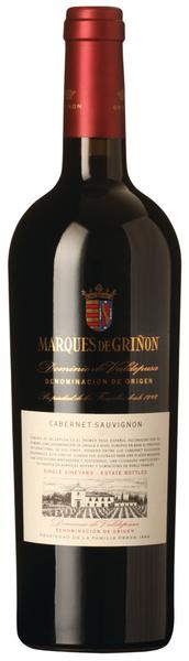 Marques de Grigñon - Cabernet Sauvignon Single Vineyard