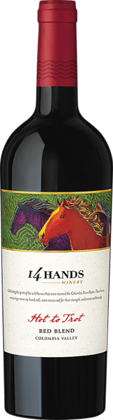 14 Hands Winery - Hot to Trot Red blend 2014