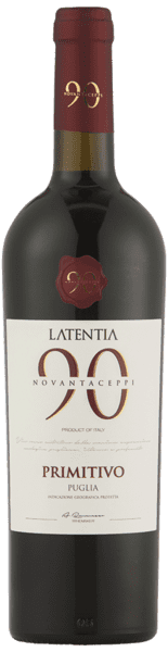 Latentia - Novantaceppi 90 Primitivo