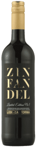 ZIN FAN DEL - Zinfandel Lodi Limited Edition No 1.