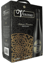 VEROSSO Primitivo Salento IGT Bag-In-Box 3 liter