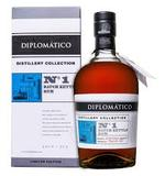 DIPLOMATICO Distillery collection NO 1 batch KETTLE RUM 47%